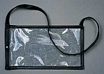 License Plate Tag Bag Holder